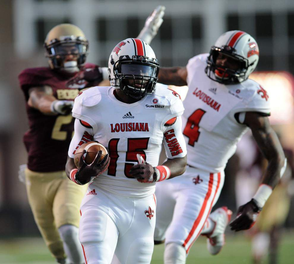 UL-Lafayette: Thursday morning rewind _lowres