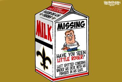 Walt Handelsman: MISSING