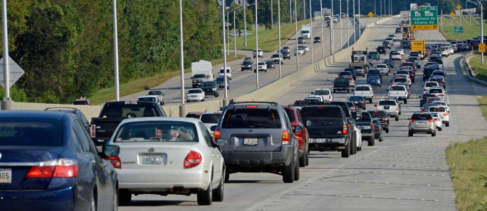 IBM consultants to tackle Baton Rouge's chaotic traffic _lowres