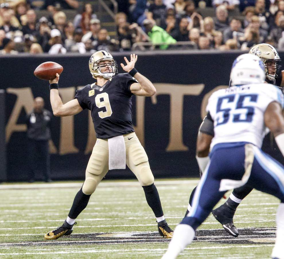 Saints focused on getting back on a roll _lowres