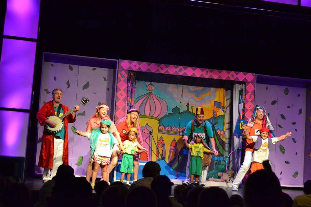 Patchwork Players stage 'Hansel and Gretel' at new home in Rivertown _lowres
