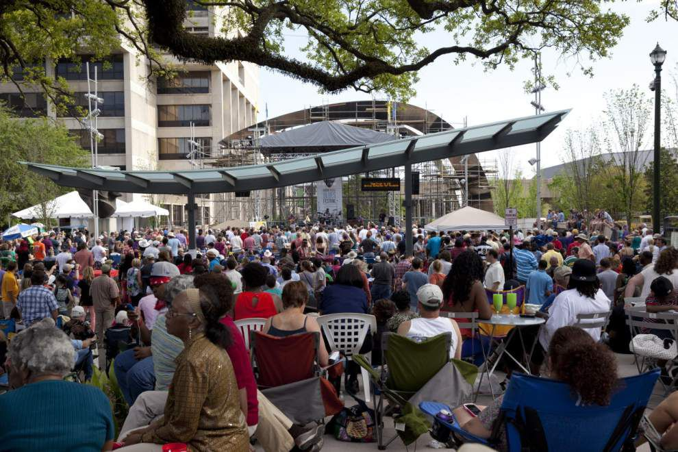 Blues Festival returns to downtown BR _lowres