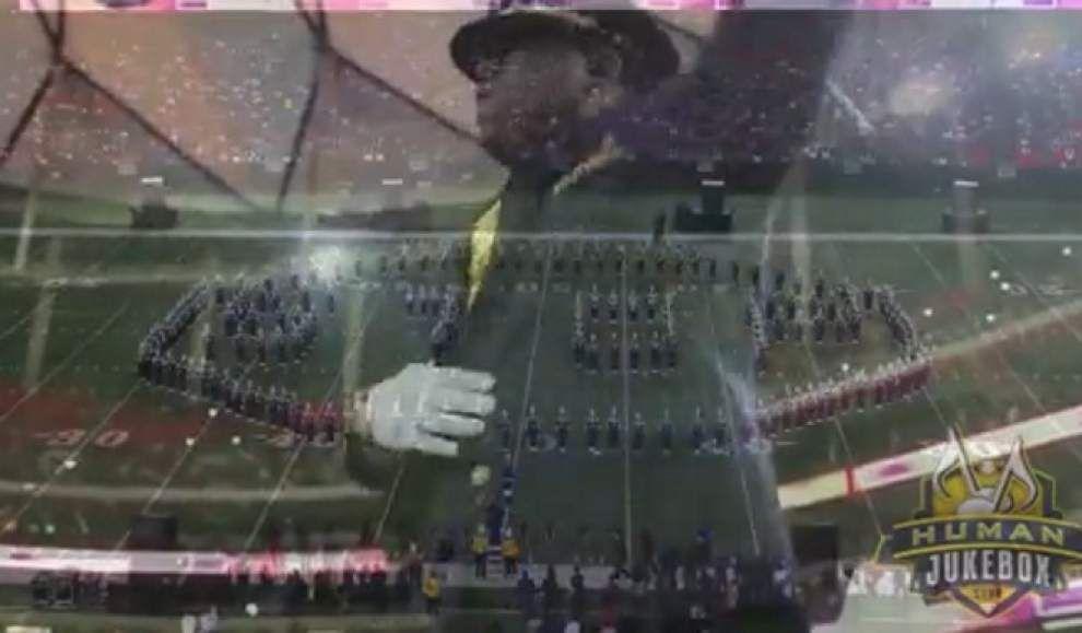 Southern's 'Human Jukebox' performs in Atlanta _lowres