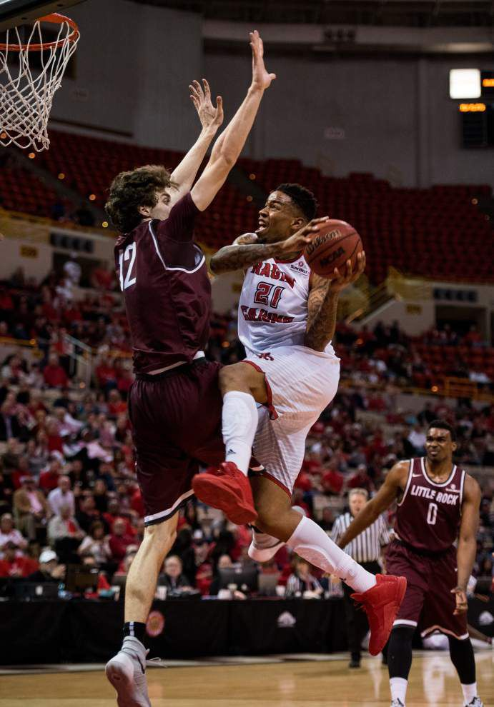 UL-Lafayette men's basketball team has plenty to play for _lowres
