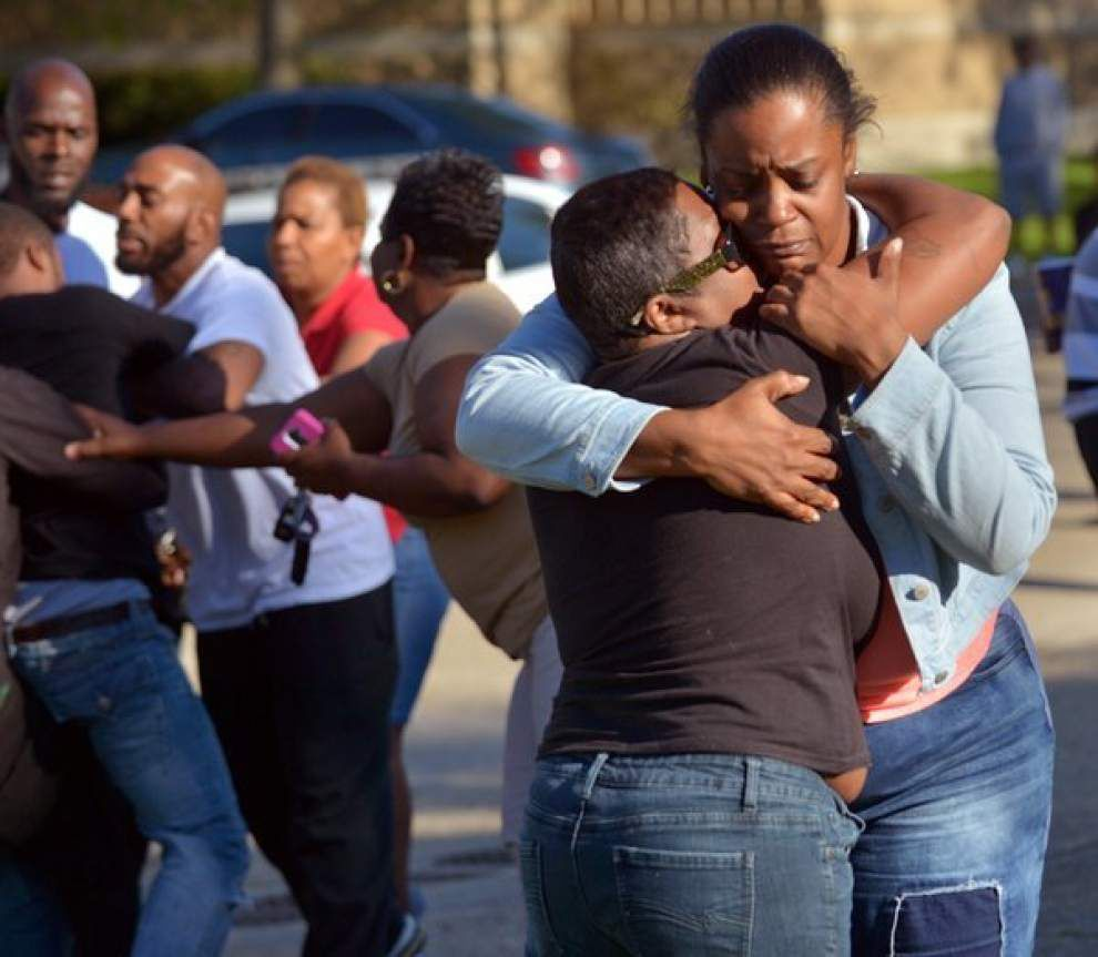 Mystery, outrage, sadness in Kenner as double homicide leaves 2 parents dead, 3 unharmed children in state custody _lowres