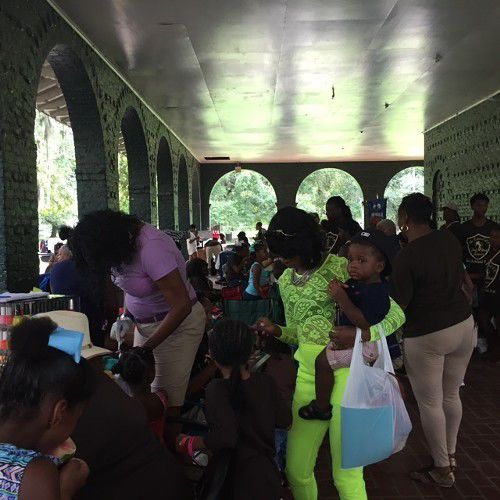 Lady Buckjumpers host Back To School Picnic_lowres