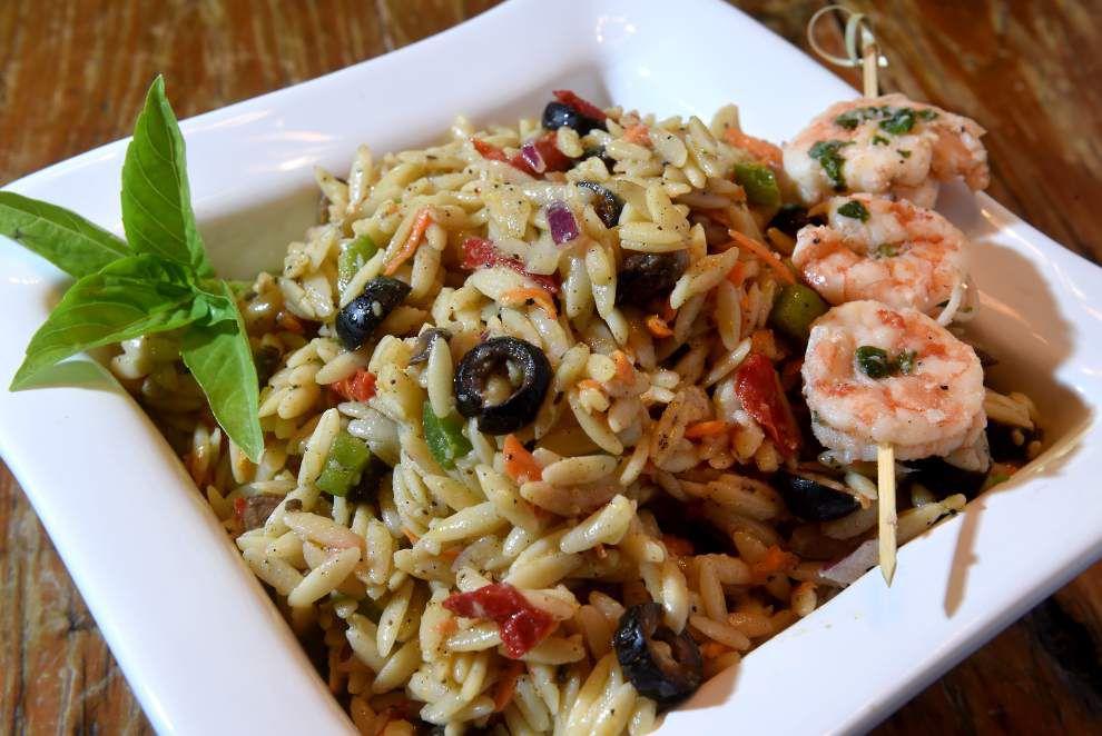 Tricia's Cold Pasta Salad _lowres