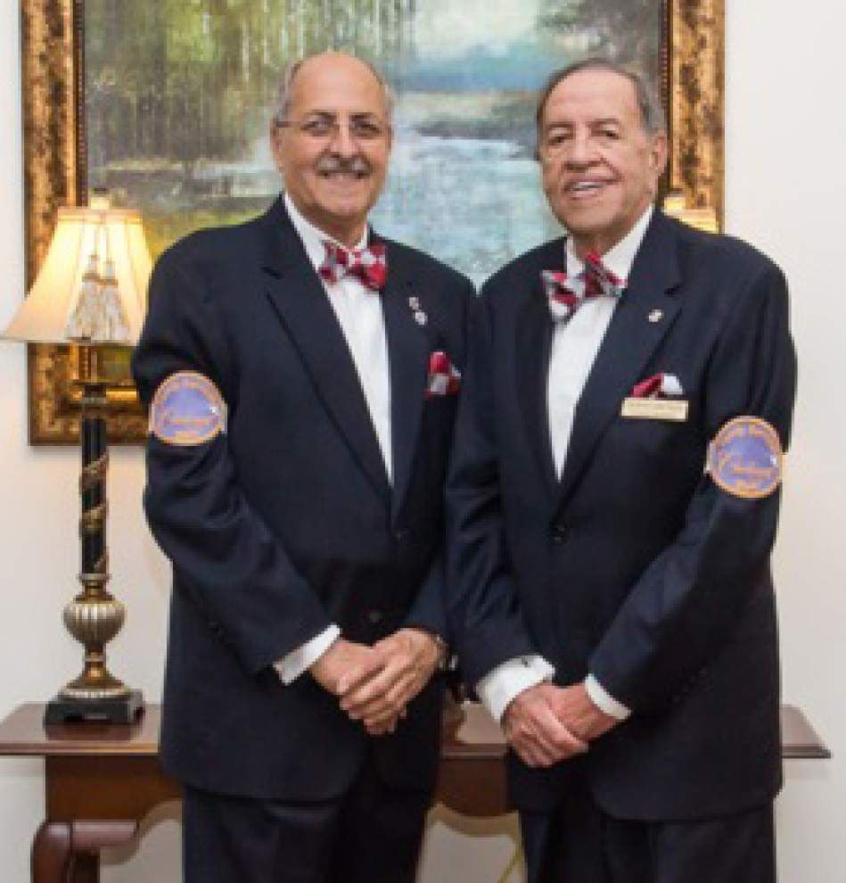 Noted New Orleans funeral home owner Armand Charbonnet to have ceremony full of 'pomp and circumstance' _lowres