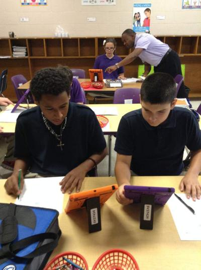 Tech is on the move in Tangi classrooms _lowres