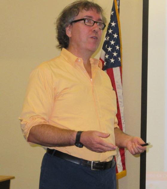 Professor shares history natural springs had in development of Denham Springs - The Advocate