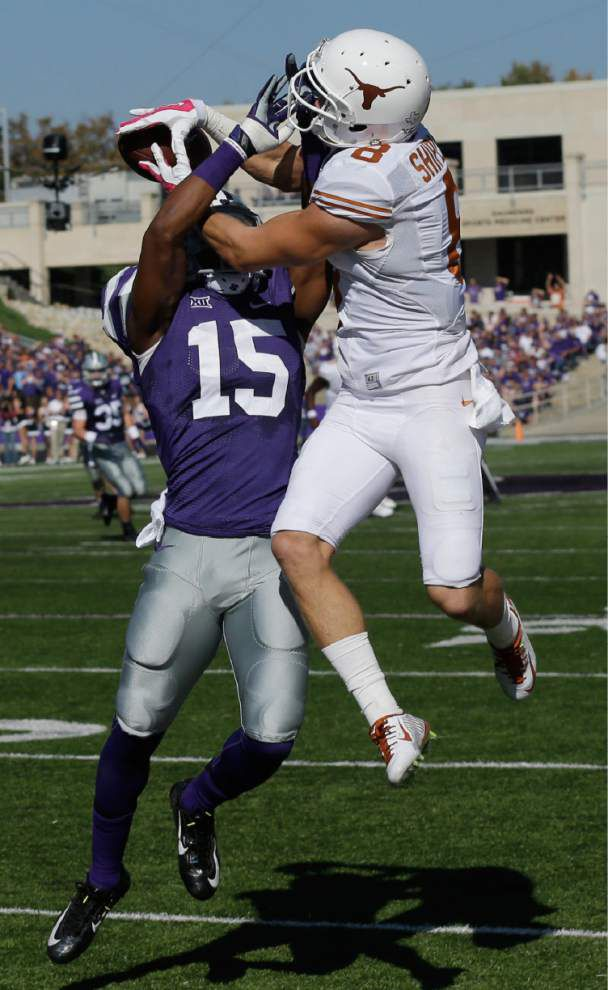 No. 10 TCU gets record-setting win over Tech 82-27 _lowres