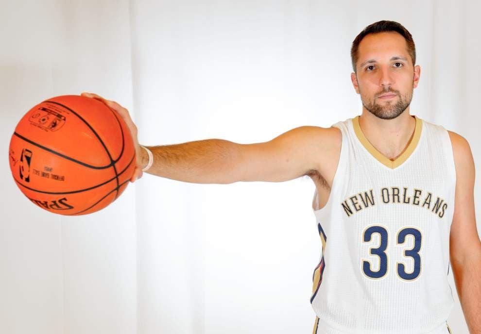 Ryan Anderson healthy again as Pelicans begin practice _lowres