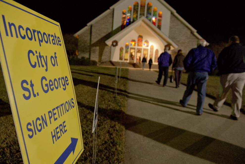 Photos: St. George petition drive: By the numbers, photos _lowres