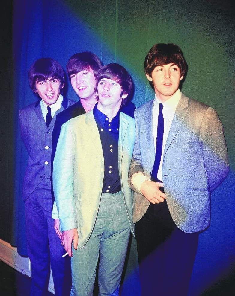 George Harrison's sister pens memoir of her kid brother's band _lowres
