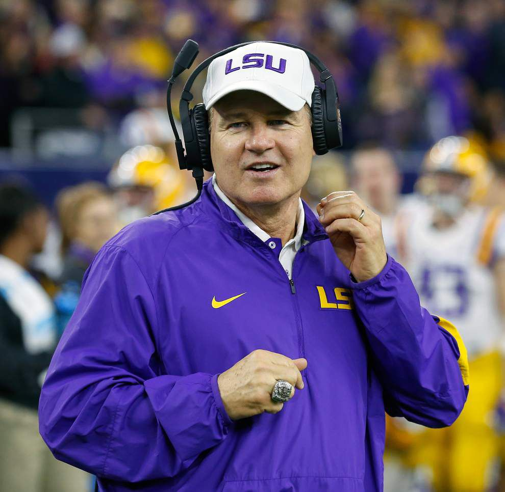 LSU adds Idaho to 2020 football schedule; see Tigers' known opponents through 2025 _lowres