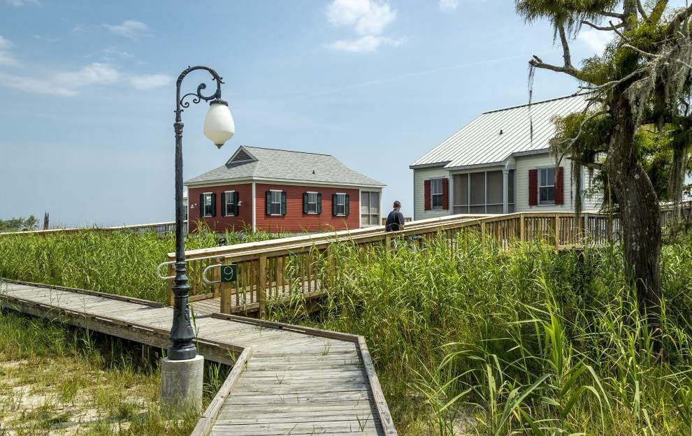 Demand hot for Fontainebleau State Park cabins set to reopen after Hurricane Isaac wrecked them _lowres