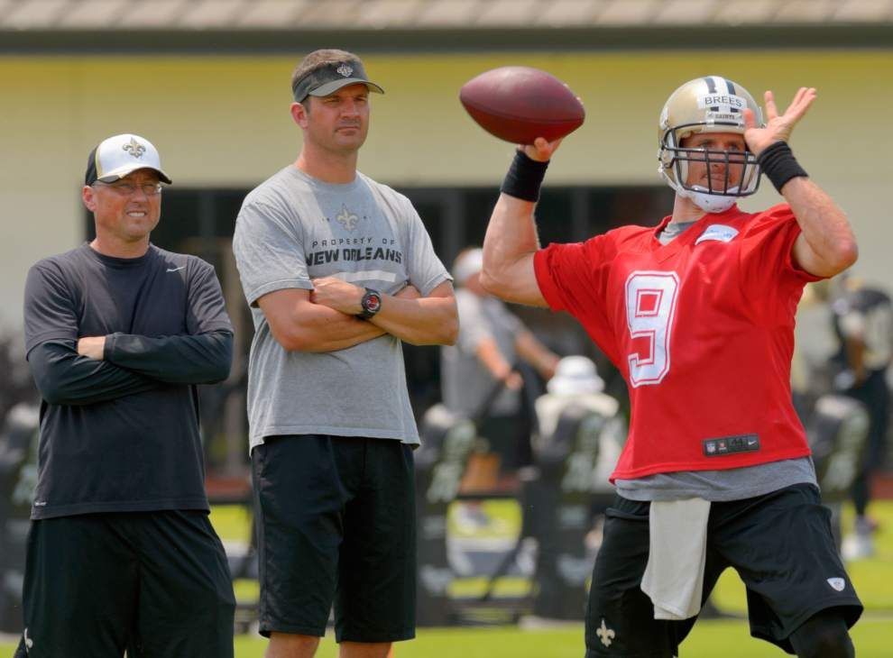 Time isn't everything when Brees drops back to pass _lowres