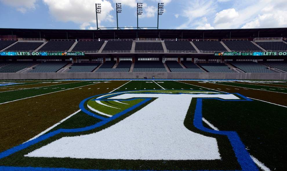 Lewis: New stadium has Tulane talking about championships _lowres