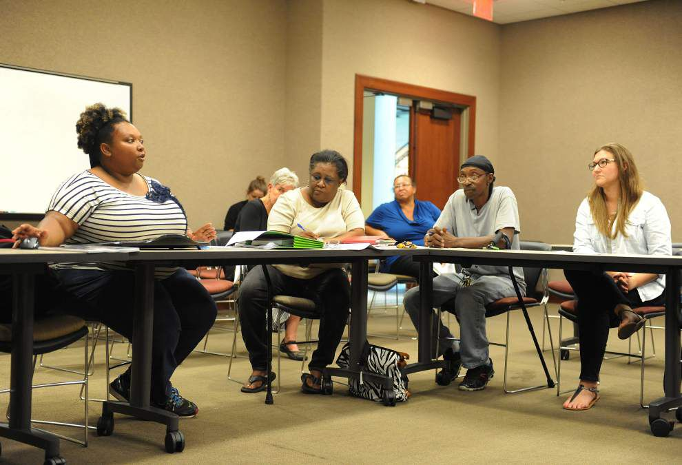 Volunteers organizing event to revitalize McComb-Veazey neighborhoods in north Lafayette _lowres