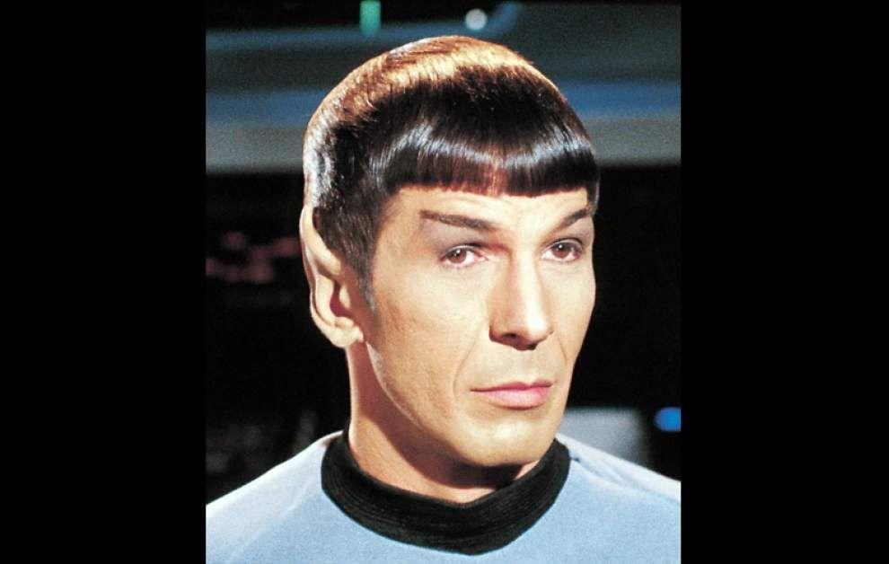 Leonard Nimoy, Spock in 'Star Trek,' has died, his son says _lowres