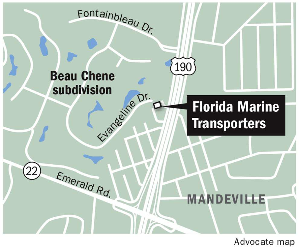 Mandeville subdivision in a tizzy over business' request to share its water _lowres