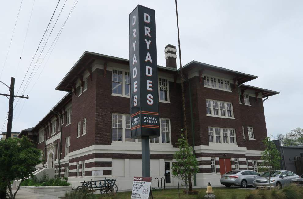 New Orleans' Dryades Public Market selling different approach to local food for Central City _lowres