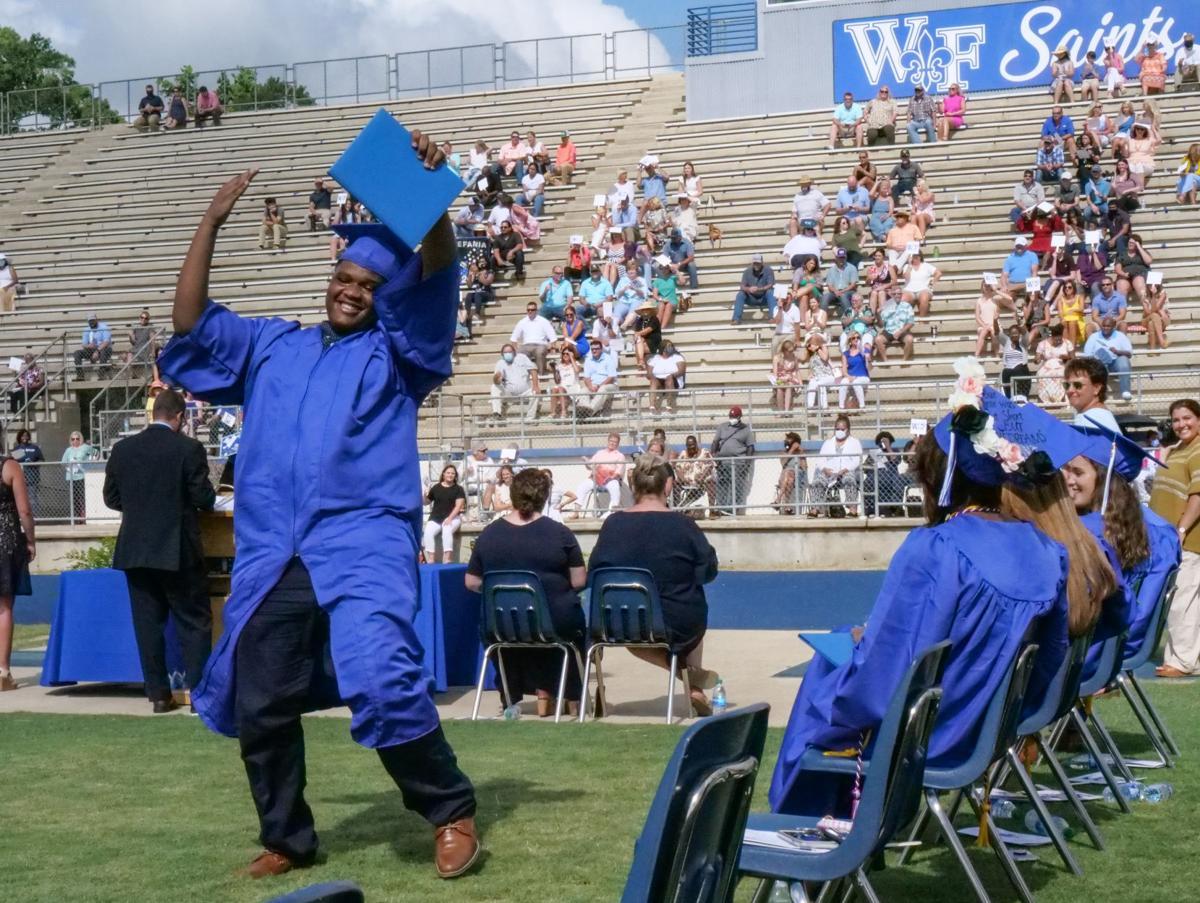 West Feliciana Graduation and parade004.JPG