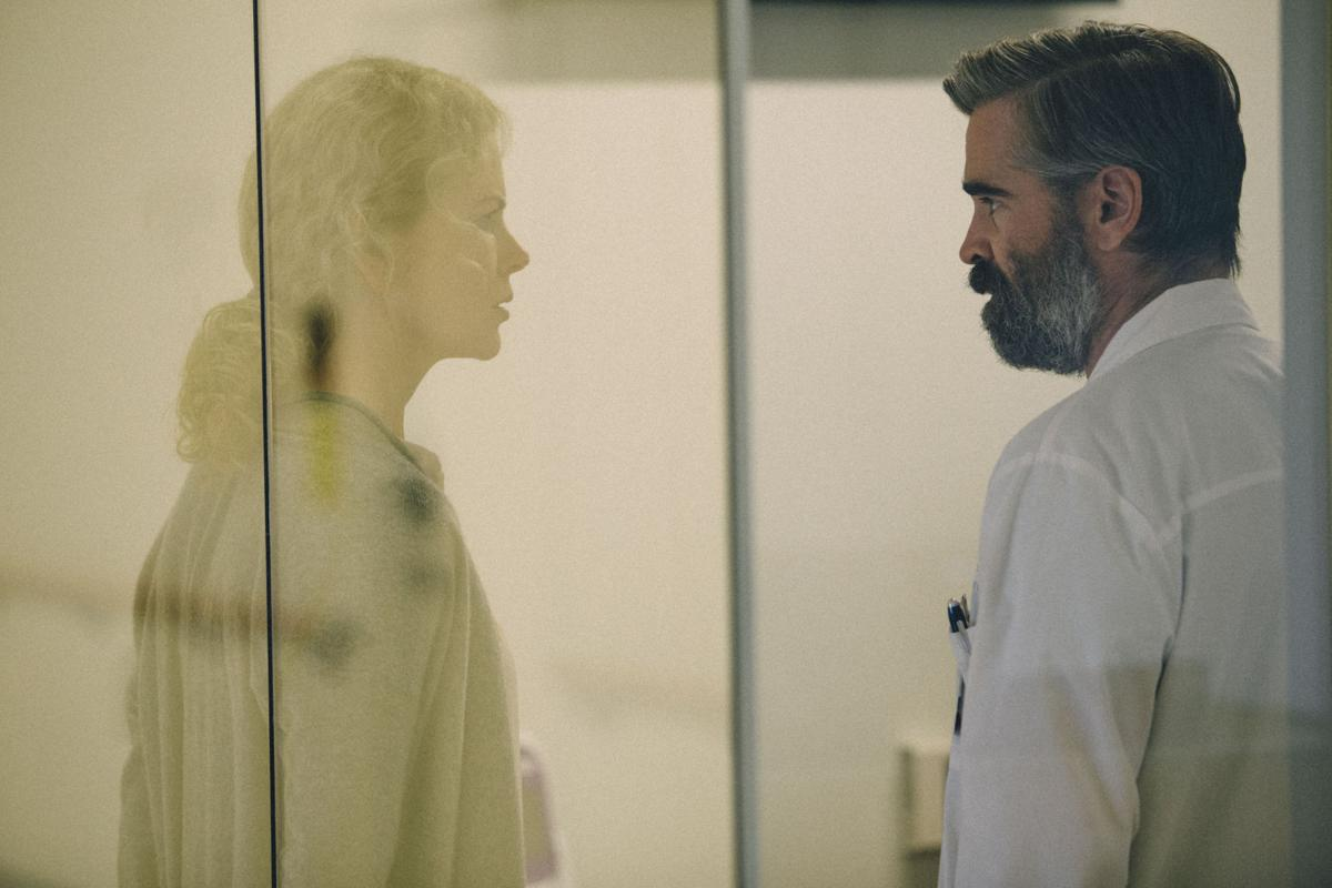 'The Killing of a Sacred Deer' still for Red