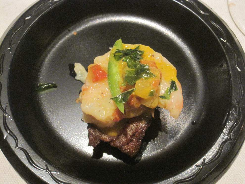 Dazzling dishes delight diners at Grand Tasting _lowres