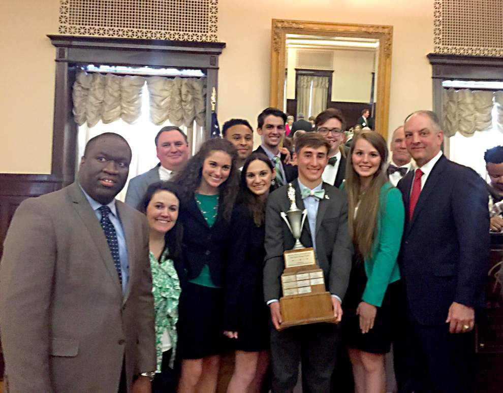Zachary forfeits trip to national mock trials _lowres