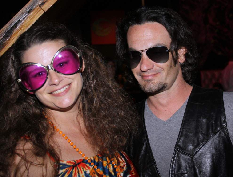 Steven Forster's Party Central: Hope Stone New Orleans throws disco fund-raiser _lowres