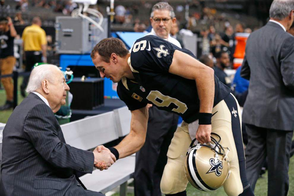 Read owner Tom Benson's full statement saying he's not selling Saints or Pelicans _lowres