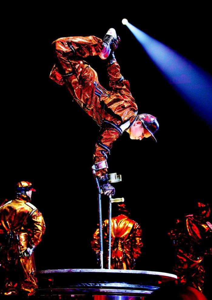 The magic of Michael Jackson and Cirque du Soleil _lowres