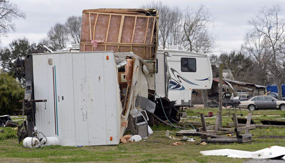 Our Views: Well done, Louisiana businesses, schools, for closing doors Tuesday ahead of tornado outbreak _lowres