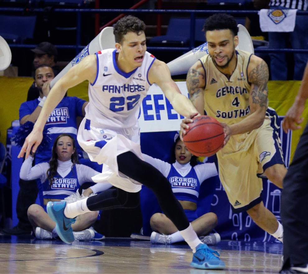 Sun Belt Conference men's basketball tournament schedule, scores for March 15, 2015 _lowres