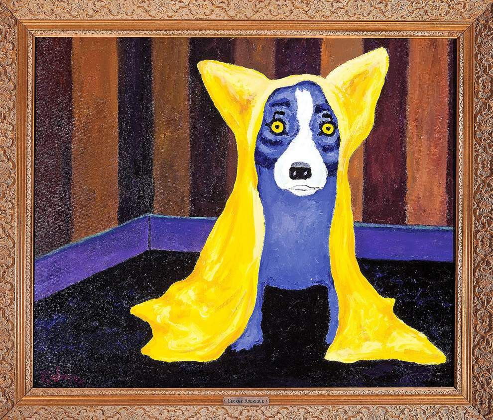 Value of Rodrigue's work rises after his death _lowres