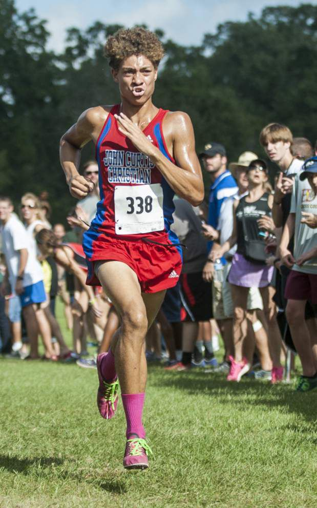 Catholic High Invitational cross country results _lowres