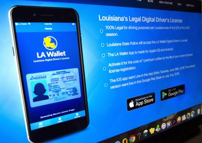 louisiana drivers license number lookup