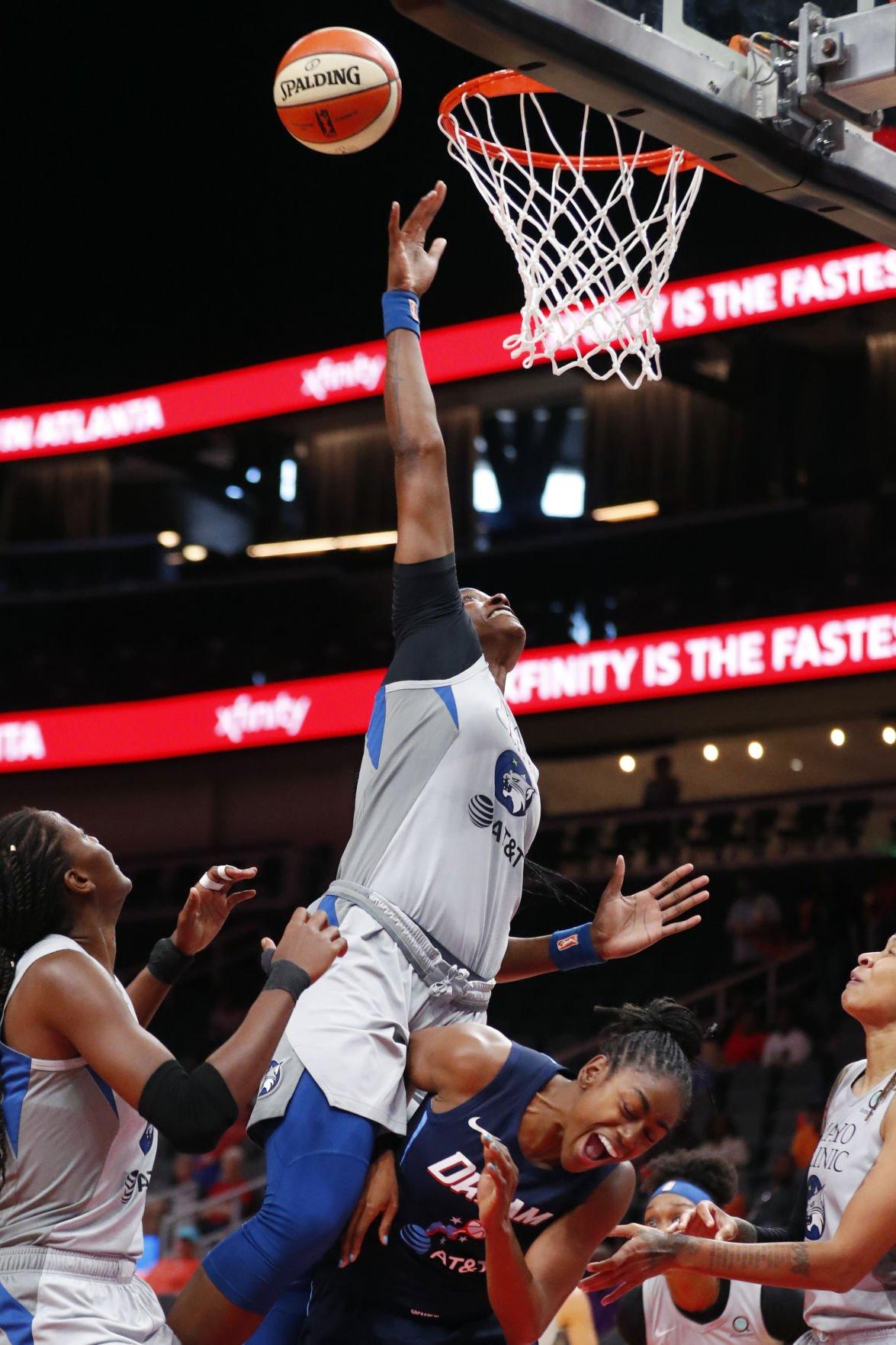 Lynx Dream Basketball