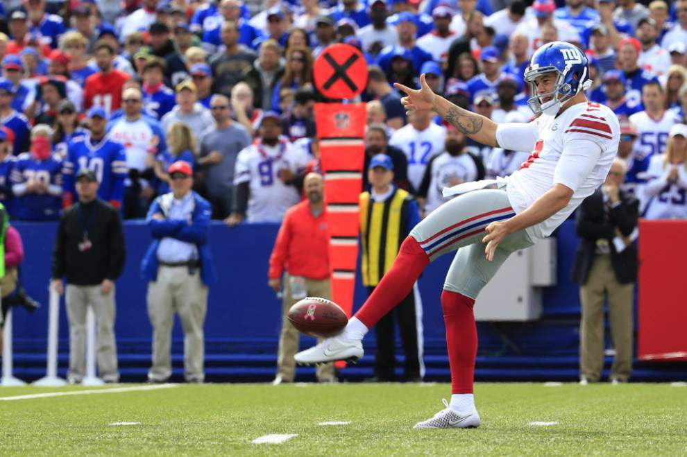 10 things you might not know about the New York Giants who play the Saints on Sunday _lowres