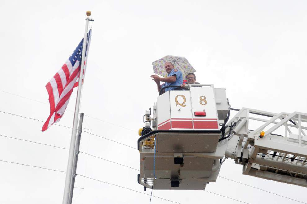 Letter: Fly flag on holiday in remembrance _lowres