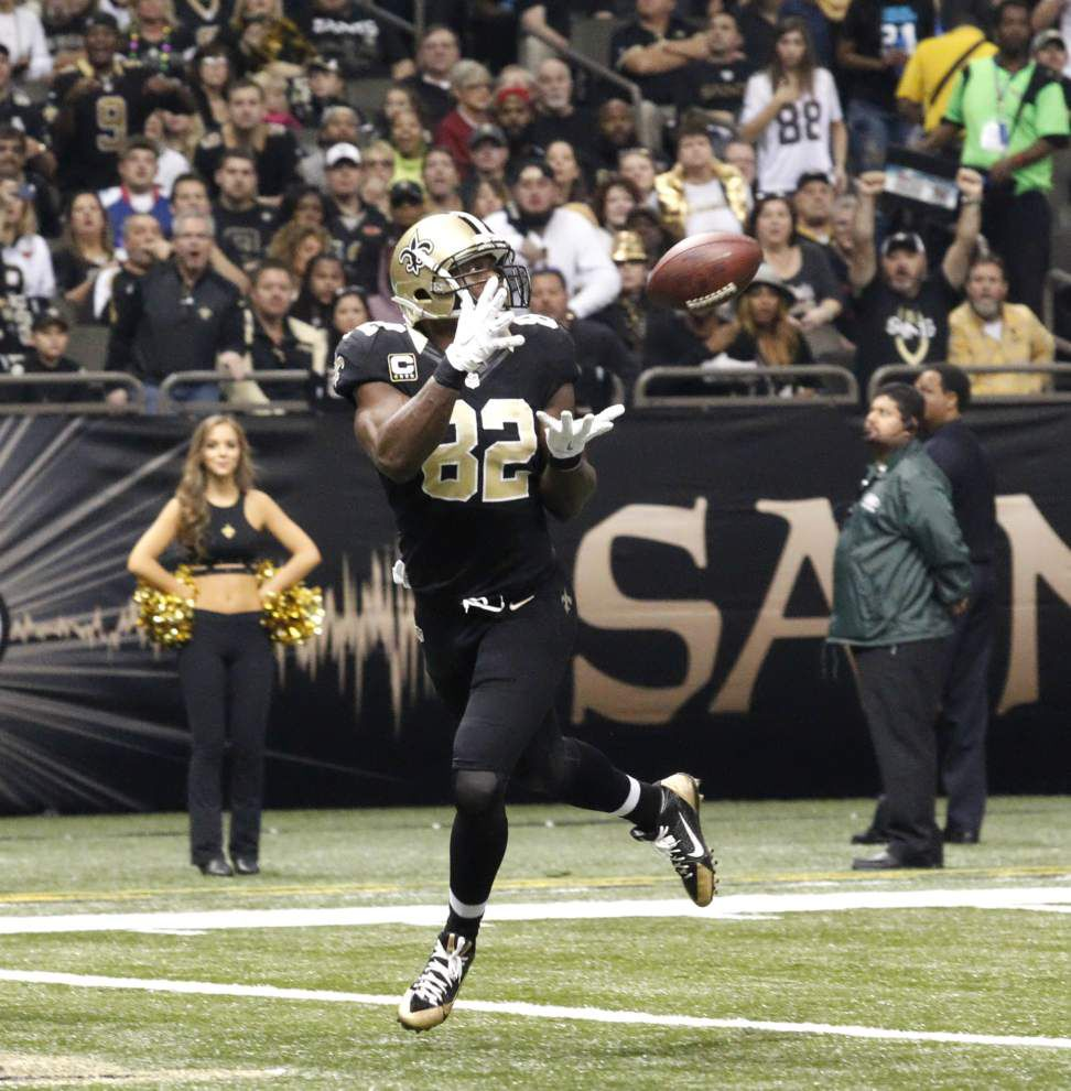 Photos: Saints look for big win against undefeated Panthers Sunday in Superdome _lowres