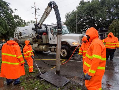 New Orleans Drops Catch Basin Cleaning Contractor Cites Problems