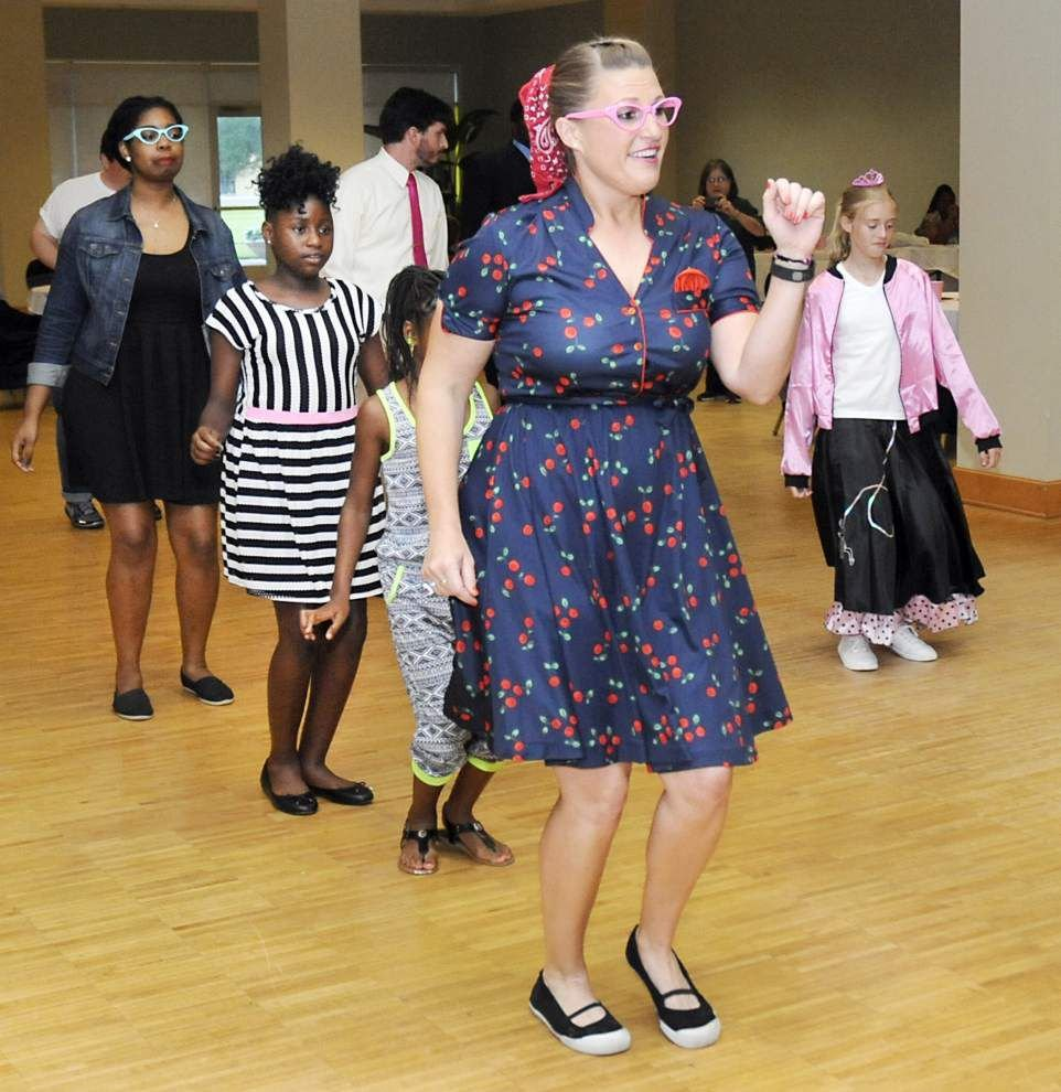 Photos: BREC hosts annual father-daughter dance _lowres
