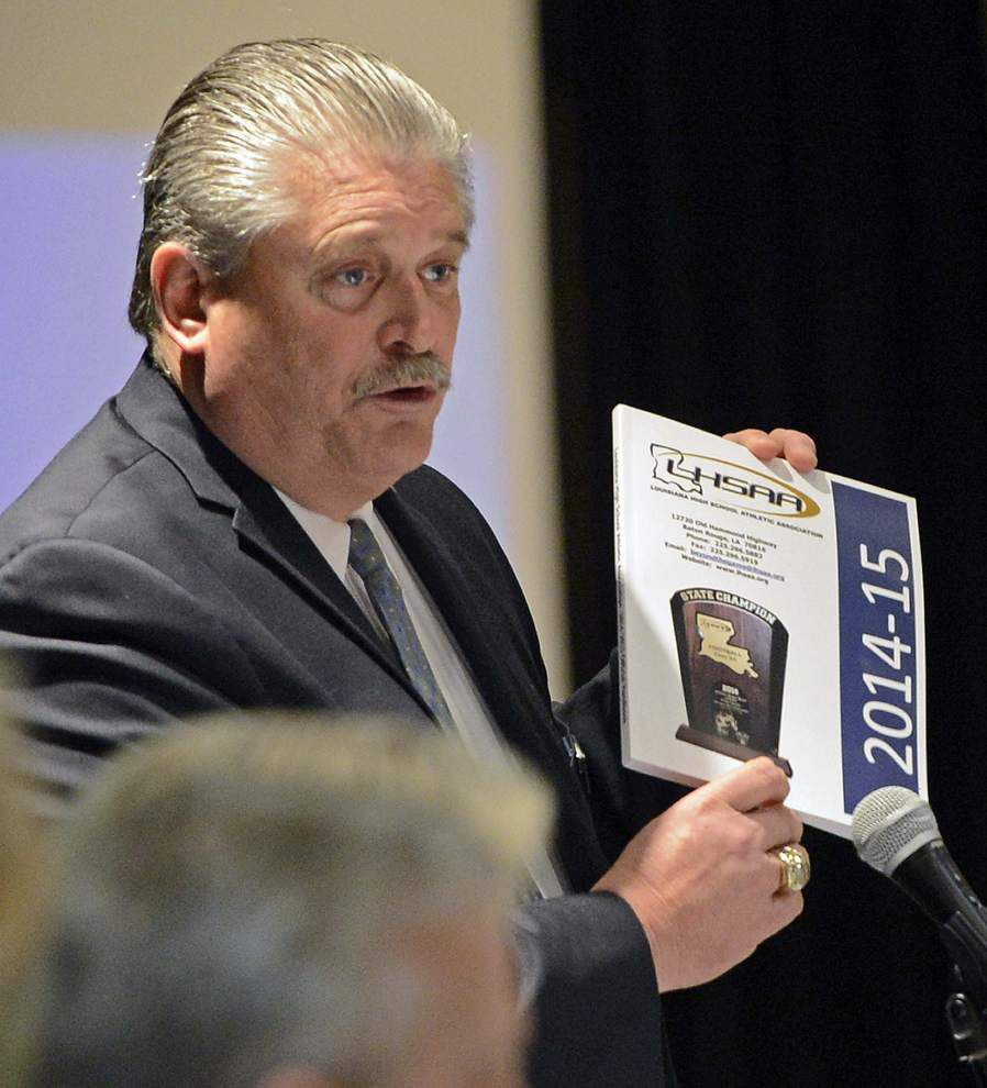 New Orleans officials pleased as LHSAA votes against further splitting the organization _lowres