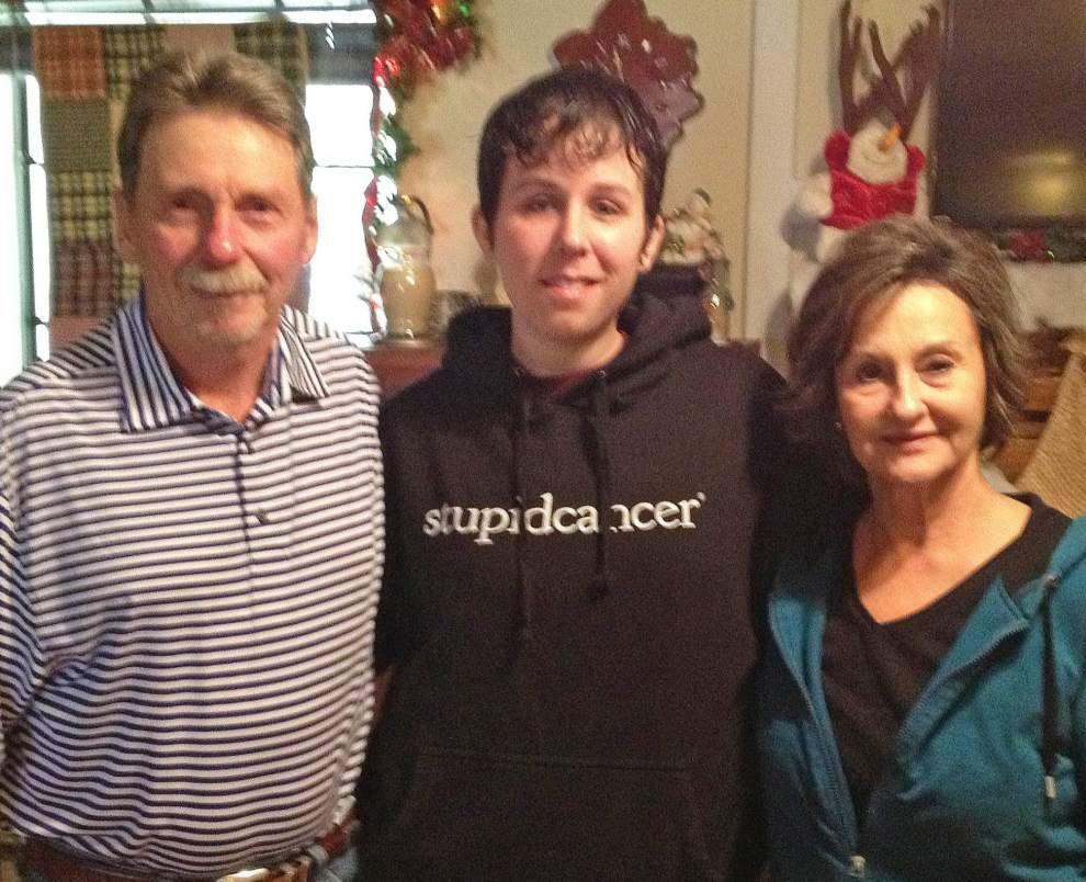 Kelli Richmond Ovarian Cancer Foundation names Sarah Sibley its November recipient _lowres