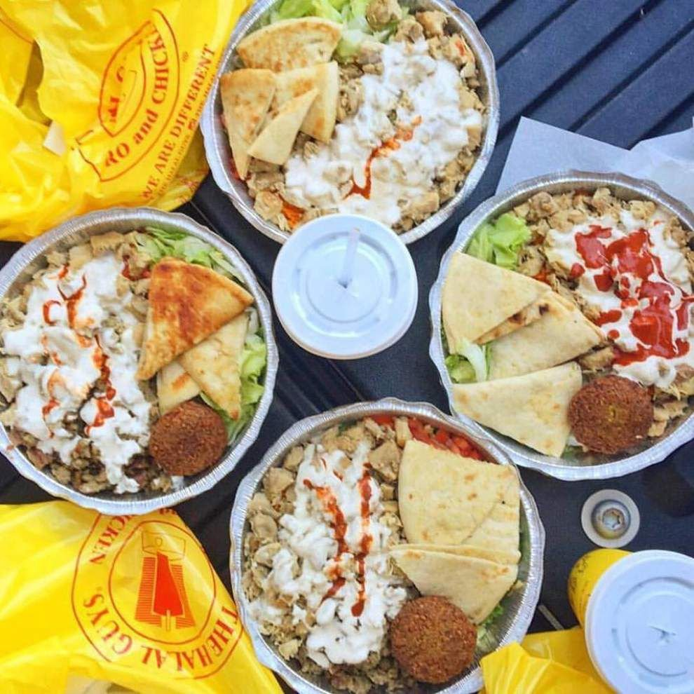 The Halal Guys, a New York street food success story, is coming to New Orleans _lowres