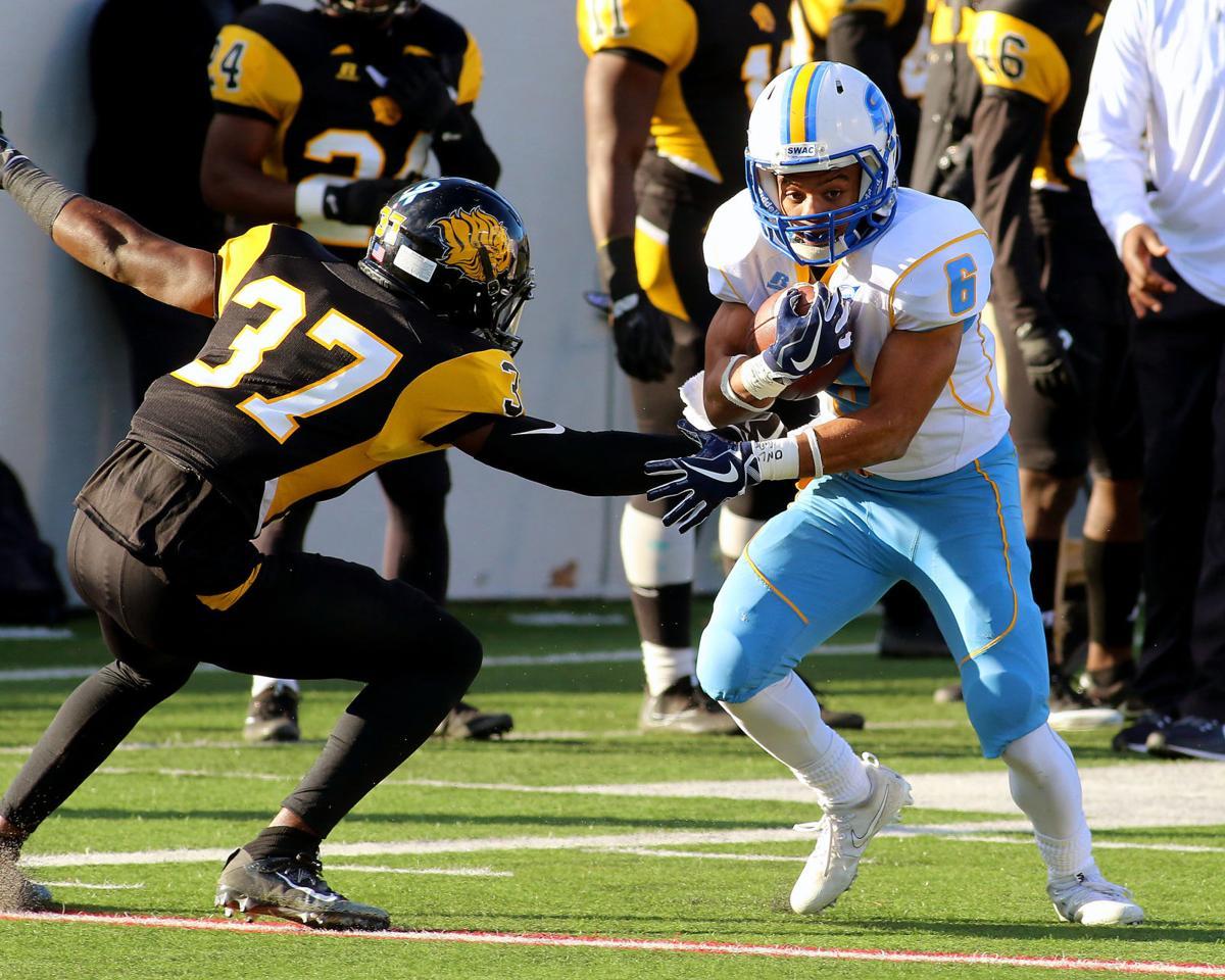 Southern University vs. UA-Pine Bluff played at War Memorial Stadium, Little Rock.