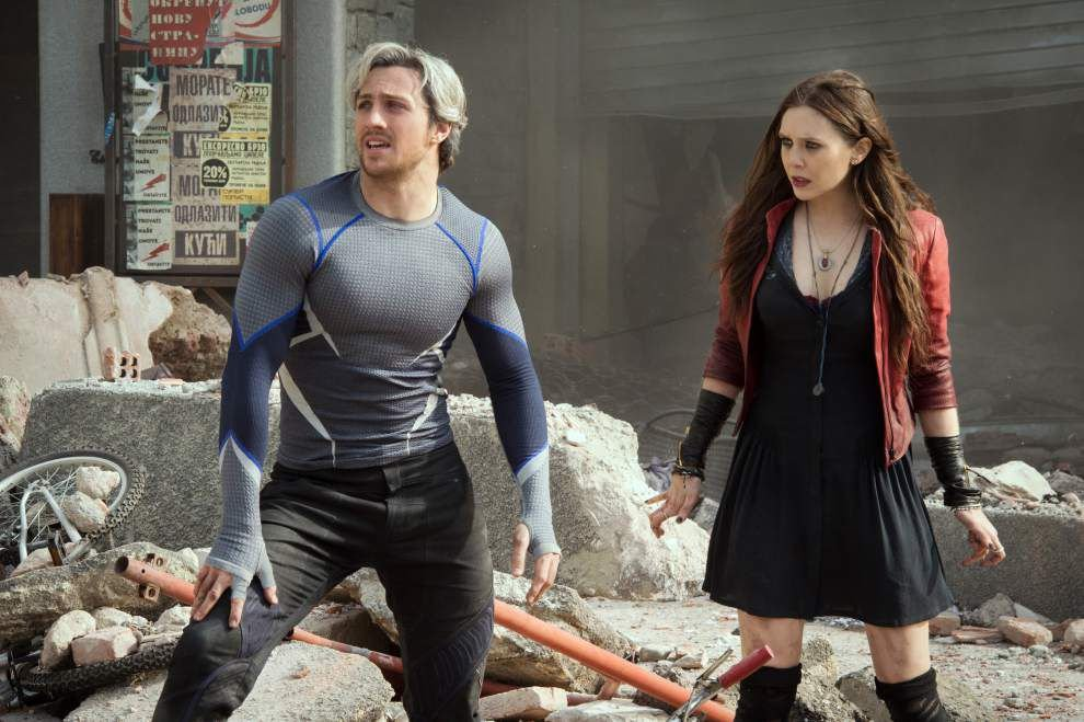 Review: 'Age of Ultron' is Avengers overdose _lowres