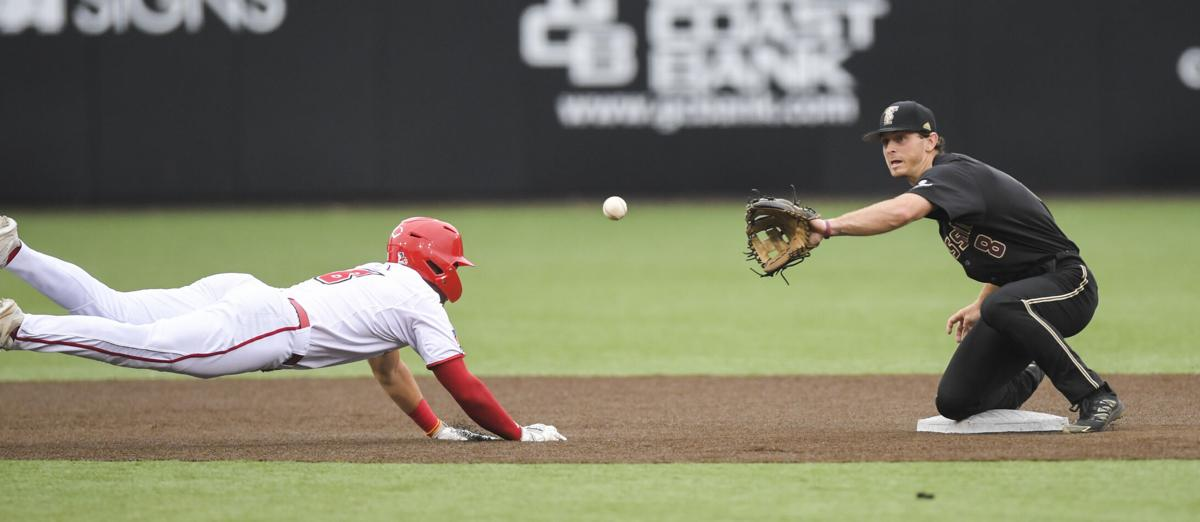 Cooke, big bats help Cajuns bounce back in style with shutout of Bobcats